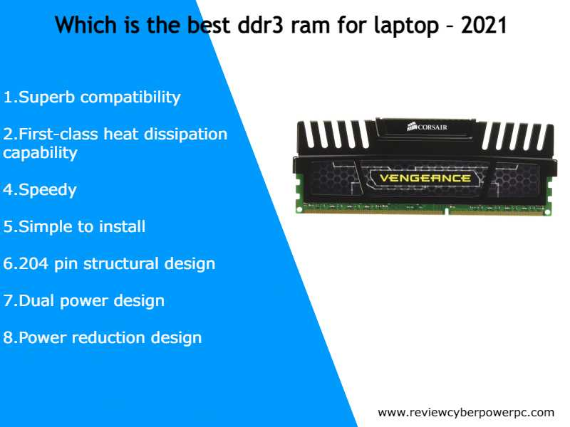 Which is the best ddr3 ram for laptop